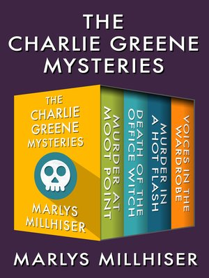 cover image of The Charlie Greene Mysteries