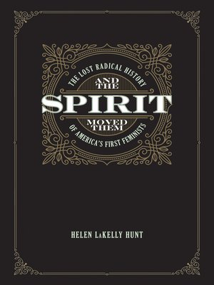 cover image of And the Spirit Moved Them