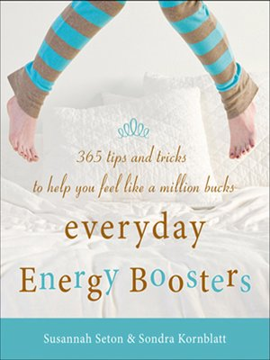 cover image of Everyday Energy Boosters
