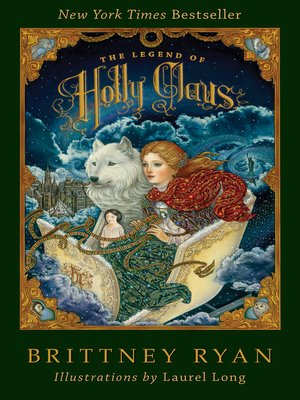 cover image of The Legend of Holly Claus