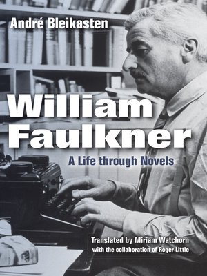cover image of William Faulkner