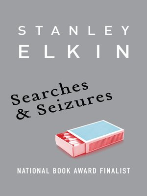 cover image of Searches & Seizures