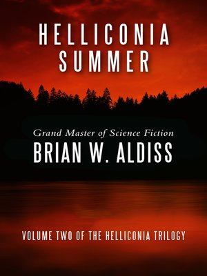 cover image of Helliconia Summer