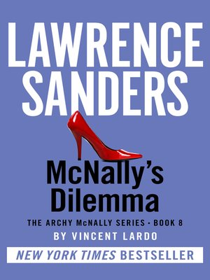 Mcnallys dare by lawrence sanders overdrive rakuten overdrive mcnallys dilemma fandeluxe PDF