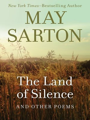 cover image of The Land of Silence