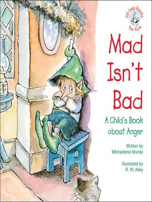 cover image of Mad Isn't Bad
