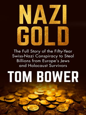 cover image of Nazi Gold