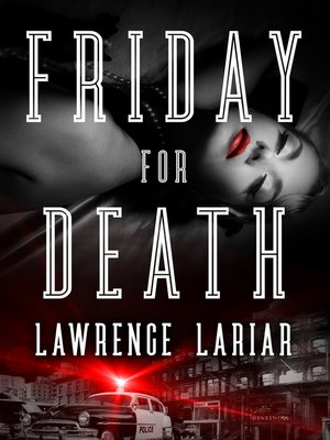 cover image of Friday for Death