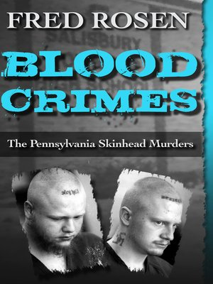 cover image of Blood Crimes