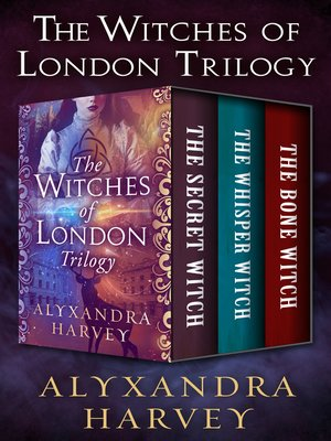 cover image of The Secret Witch, The Whisper Witch, and The Bone Witch