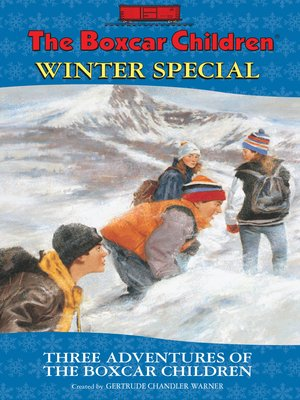 cover image of The Boxcar Children Winter Special