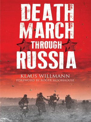 cover image of Death March Through Russia