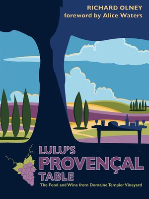 cover image of Lulu's Provençal Table
