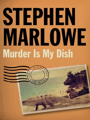 cover image of Murder Is My Dish