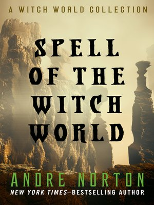 cover image of Spell of the Witch World