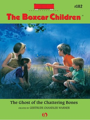 cover image of Ghost of the Chattering Bones