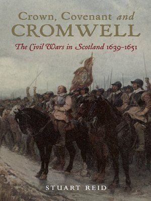 cover image of Crown, Covenant and Cromwell