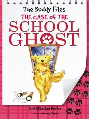 cover image of Case of the School Ghost