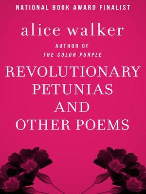 cover image of Revolutionary Petunias