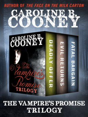 cover image of Vampire's Promise Trilogy