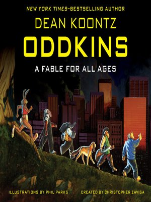 cover image of Oddkins