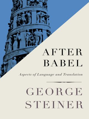 cover image of After Babel