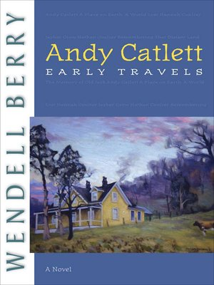 cover image of Andy Catlett, Early Travels