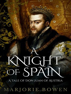 cover image of A Knight of Spain