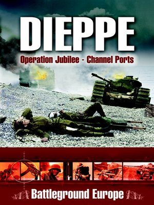 cover image of Dieppe