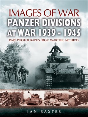 cover image of Panzer-Divisions at War, 1939–1945