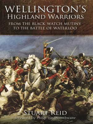 cover image of Wellington's Highland Warriors