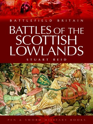 cover image of Battles of the Scottish Lowlands