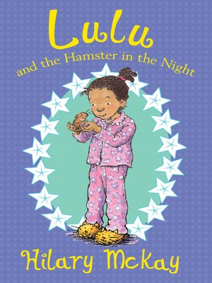cover image of Lulu and the Hamster in the Night