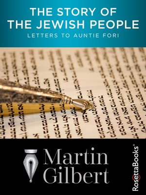 cover image of The Story of the Jewish People
