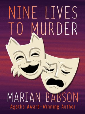 cover image of Nine Lives to Murder