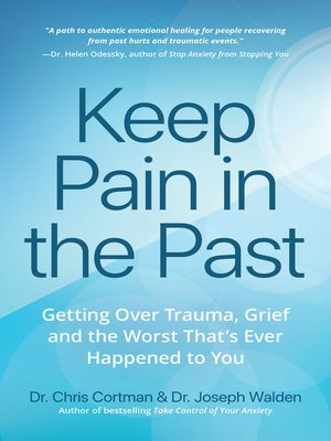 cover image of Keep Pain in the Past