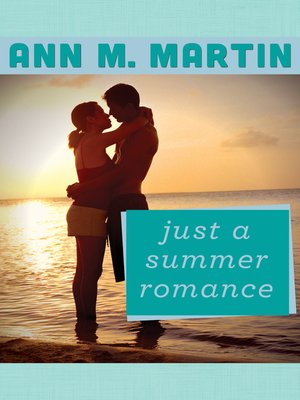 cover image of Just a Summer Romance