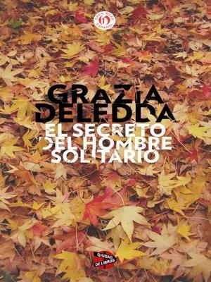 cover image of secreto del hombre solitario