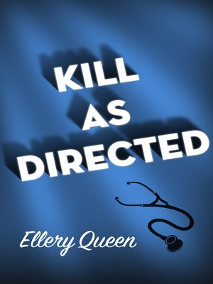 cover image of Kill as Directed