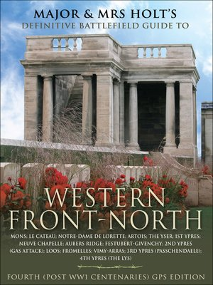 cover image of Major and Mrs. Front's Definitive Battlefield Guide to Western Front-North