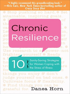 cover image of Chronic Resilience