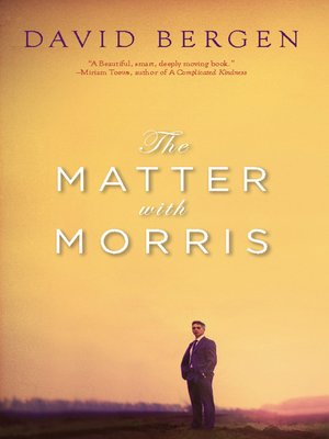 cover image of The Matter with Morris