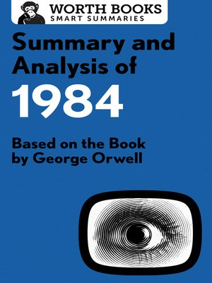 cover image of Summary and Analysis of 1984