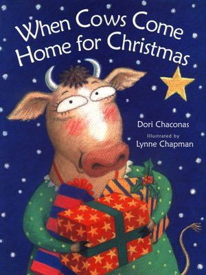 cover image of When Cows Come Home for Christmas