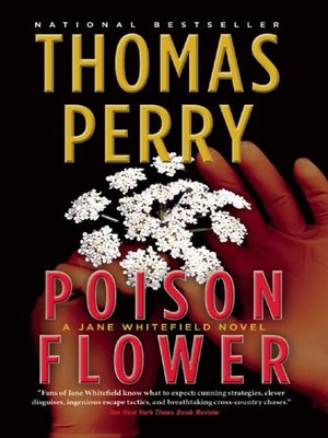 cover image of Poison Flower