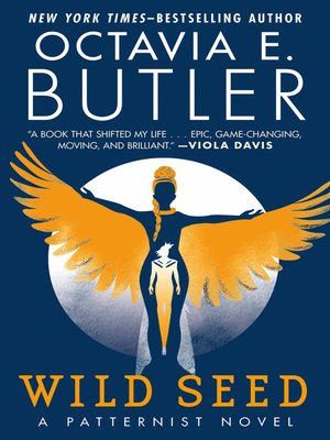 Cover image for Wild Seed