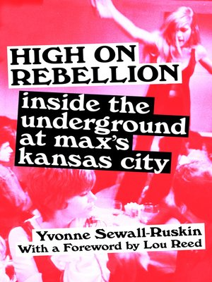 cover image of High on Rebellion