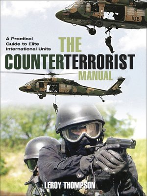 cover image of The Counter Terrorist Manual