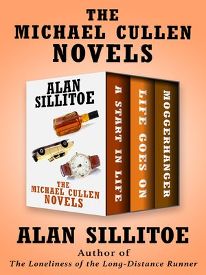 cover image of The Michael Cullen Novels