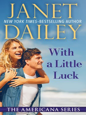 cover image of With a Little Luck